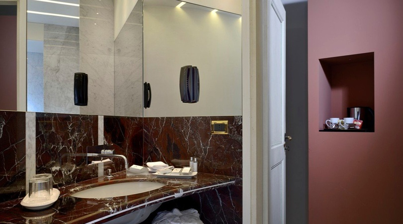 Junior-suite  art hotel commercianti bologna